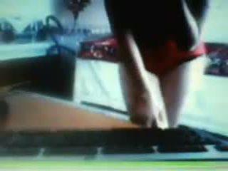 webcam, pemuda, buatan sendiri