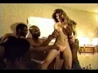 fun vintage action, interracial fuck, you gangbang porno