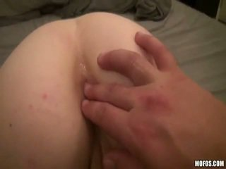 Tempting Teen Girlfriend Penny Pax First Ever Time Anal Fucking