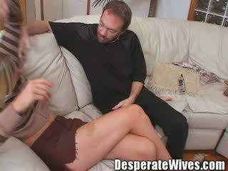 Cum Slut Wife Anastasia Lets Her Husband Listens In