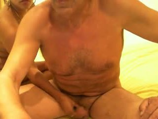 My wife Jerks my cock til i come