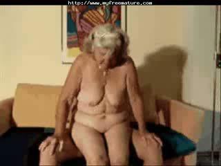 Grandma Lilly Blowjob mature mature porn granny old cumshots cumshot
