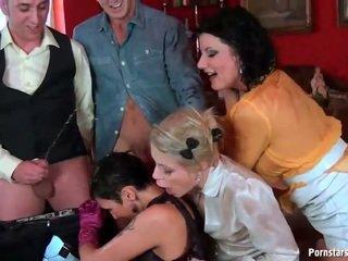 nominale neuken porno, groepsseks porno, pissing klem