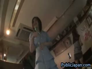 اليابانية, بصاصة, الاستمناء