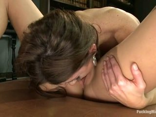 India Summer And Aiden Aspen Use Sex Machine