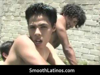 Astonishing queer latinos having tasuta homosexual porno two poolt smoothlatinos
