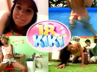 European Teen Kiki Discovers Her Bf Cheats Onto Her With The Sex Doll