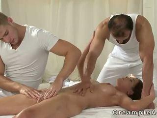 masseur kanaal, meest orgasme, cum