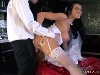 RealWifeStories - Romi Rain & Danny D in Romi's Early Wedding Gift