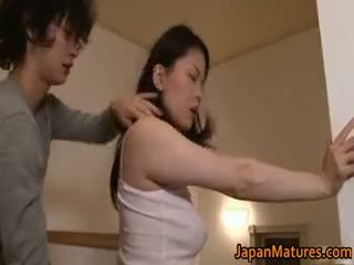 brunette, japanese ideal, big boobs