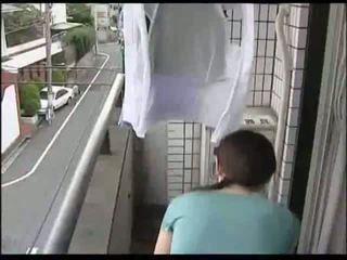 японський, домогосподарка, матуся