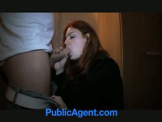 Cute redhead anals for money!