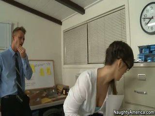 nenn büro-sex voll
