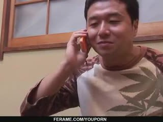 prawdziwy japoński więcej, wielki orientalny, idealny amator wielki
