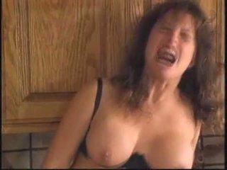 plezier brunette porno, groot groep, borsten