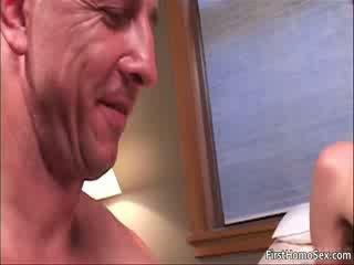 heetste zuigen, kijken homo-, groot twink