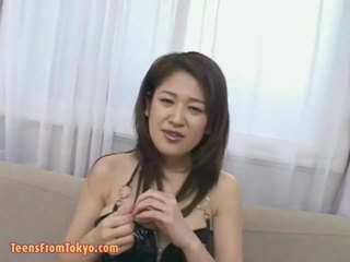 Asian Teen Hand Job