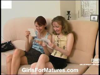 Leila ja jennifer kuum lesbid
