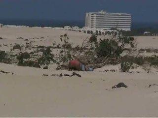 Beach sex porn