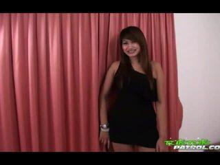 heet aziatische pussy scène, pattaya, nieuw bangkok video-