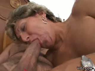 meest slet video-, vers grootmoeder, heetste oud seks