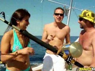 you brunette, fresh fucking tube, all boat sex