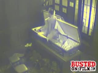 Coffin porn