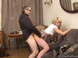 Sex lesson mit rallig lehrer