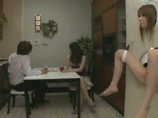 controleren hardcore sex scène, plezier japanse, alle pijpbeurt actie