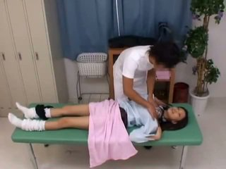 Perverted Doctor uses young Patient