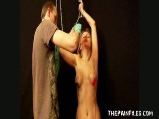 tiener sex mov, plezier slavernij thumbnail, bondage sex