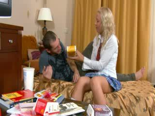 watch coed, real college girl scene, student thumbnail