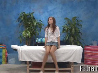 Sexy 18 year old hottie receives fucked hard