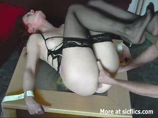 nieuw extreem video-, fetisch vid, vuist neuken sex thumbnail