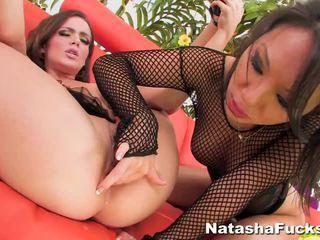 Natasha's Opening Anal Close By Asa