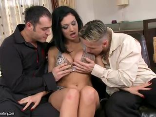 Estella gets double fucked
