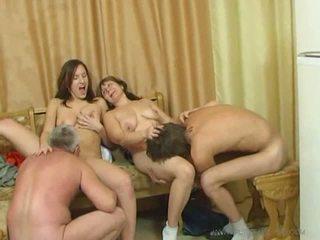 Miang/gatal keluarga seks pesta seks berkumpulan video