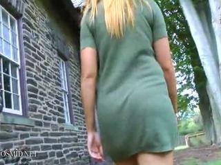 Her Favorite Green Dress