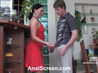Gwendolen och arthur bedövning anala film