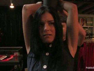 echt brunette porno, kijken schattig, nominale mooi lichaam film