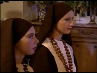 2 sinning nuns obține sexually pedepsit