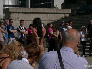 סקס בציבור פורנו