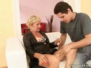 Grandmother Porno Compilation