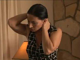 Melissa Monet & Randi James - Mature Lesbians