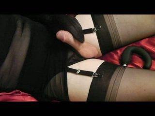 crossdresser tube, online cumshot actie, masturbatie
