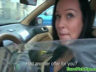 Flashing taxi gaja offered dinheiro para sexo