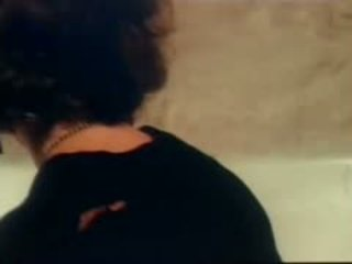 nieuw brunette video-, nieuw pijpbeurt seks, echt wijnoogst scène