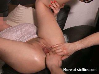 extreem, fetisch, vuist neuken sex film