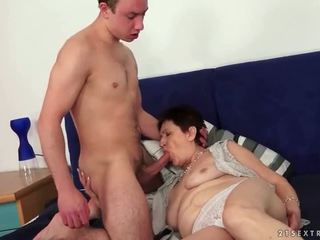 Granny Sex Compilation that is too raunchy