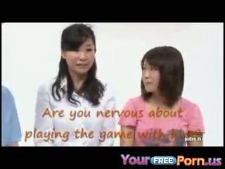 พ่อ creampies ลูกสาว ใน gameshow